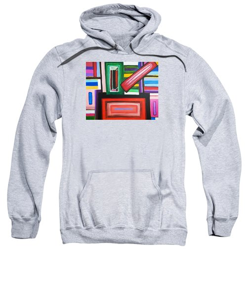Color Squares Sweatshirt