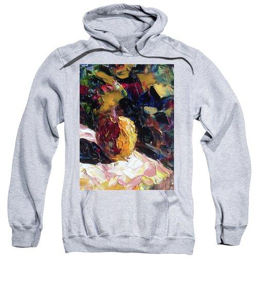 Color Volant Sweatshirt by Roxy Rich