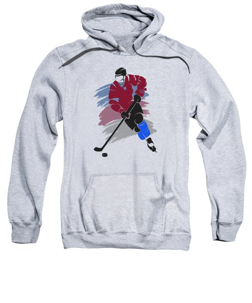 Colorado Avalanche Player Shirt Sweatshirt
