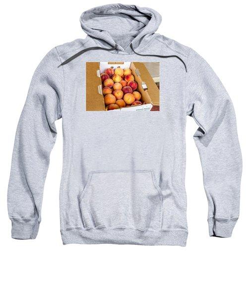 Colorado Peaches Ready For Market Sweatshirt