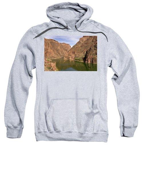 Colorado River, Grand Canyon Sweatshirt