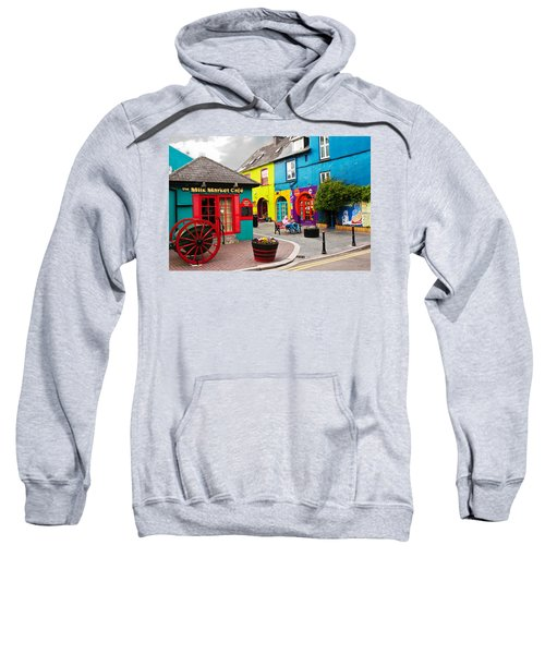 Colorful Corner Sweatshirt