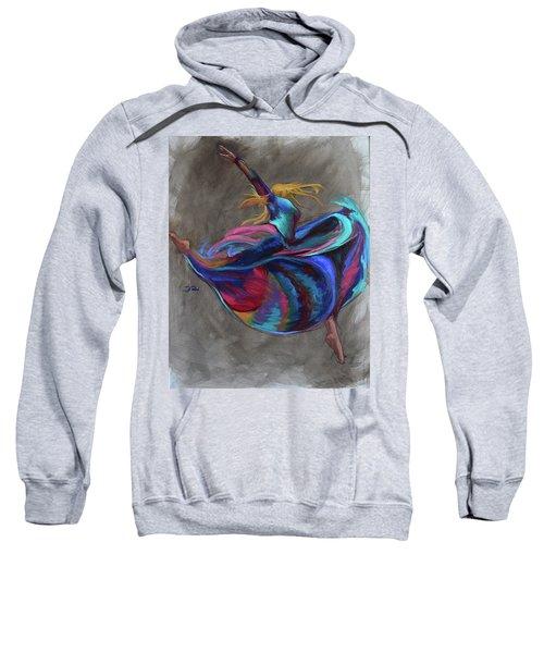 Colorful Dancer Sweatshirt