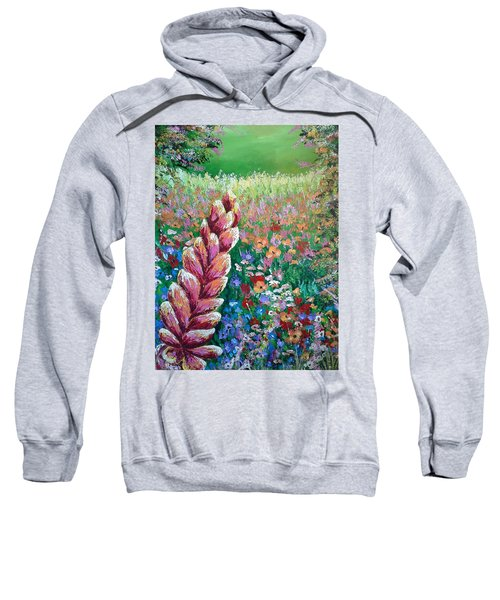 Colorful Day Sweatshirt