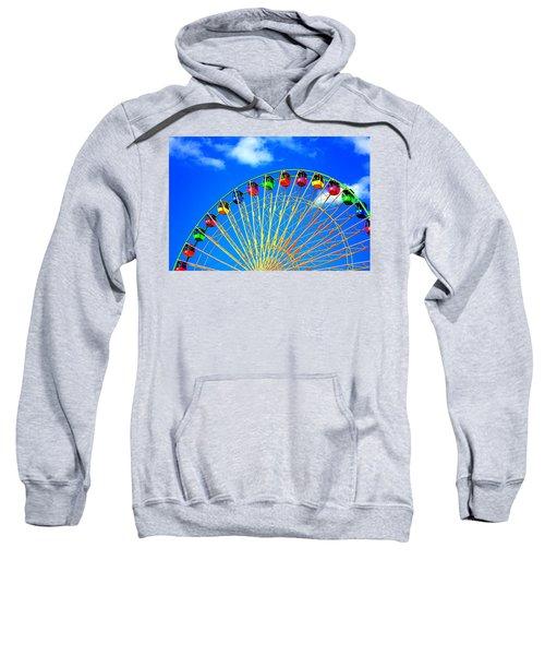 Colorful Ferris Wheel Sweatshirt