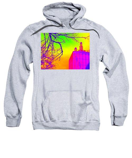 Dallas In Vivid Colors Sweatshirt