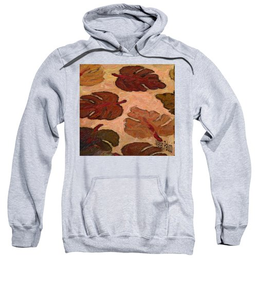 Colorful Leaves Sweatshirt