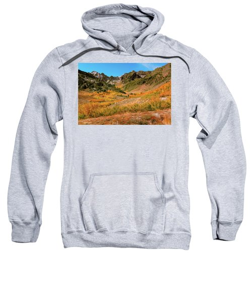 Colorful Mcgee Creek Valley Sweatshirt
