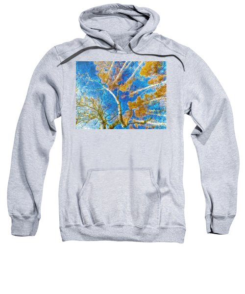 Colorful Mystical Forest Sweatshirt