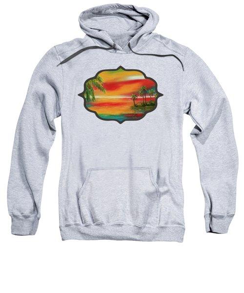 Colorful Paradise Sweatshirt