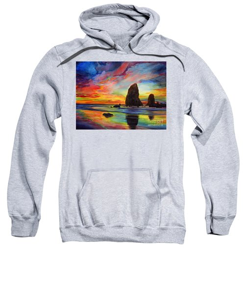 Colorful Solitude Sweatshirt