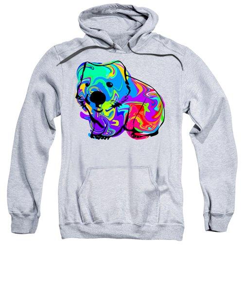 Colorful Wombat Sweatshirt