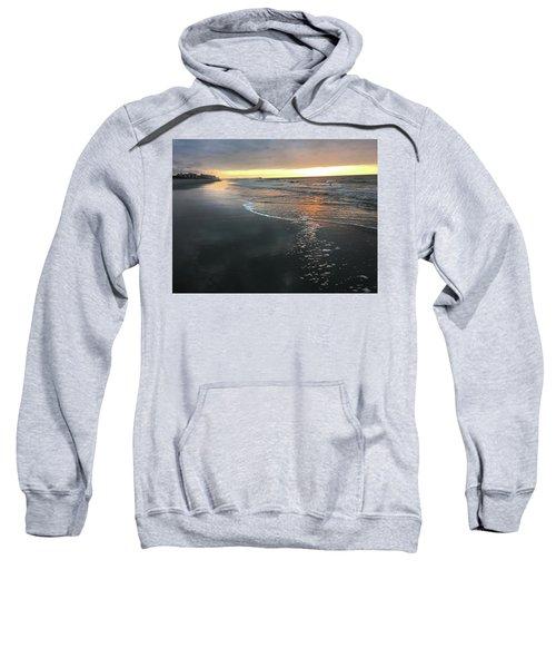 Colors Of A Storm At Sunrise Sweatshirt