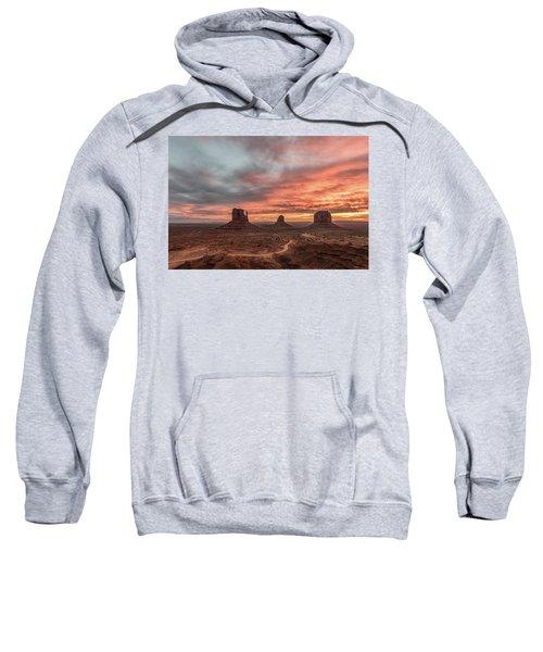 Colors Of The Past Sweatshirt