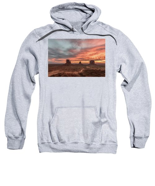 Colors Of The Past Sweatshirt