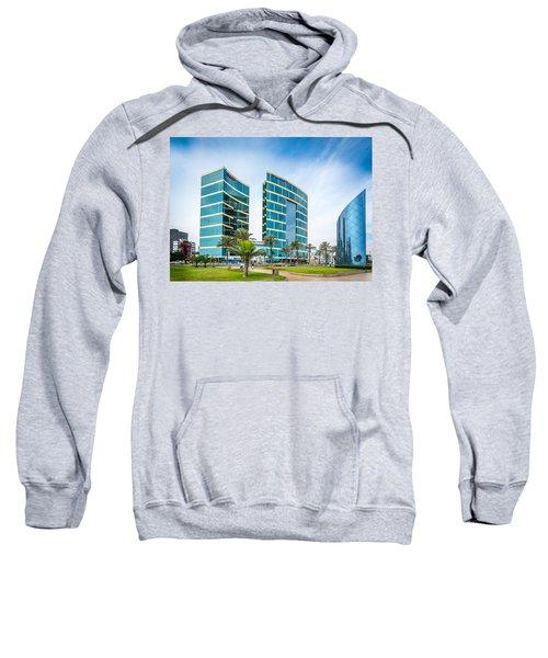 Colour Buildings Lima. Sweatshirt