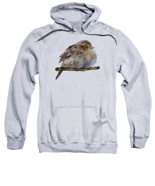 Colourful Sparrow Sweatshirt by Bamalam  Photography