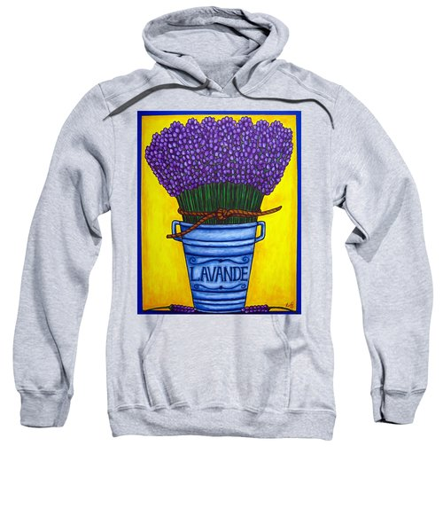 Colours Of Provence Sweatshirt