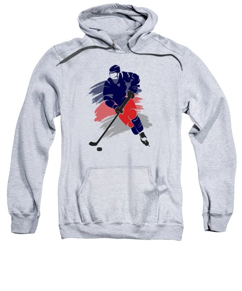 Colubus Blue Jackets Player Shirt Sweatshirt