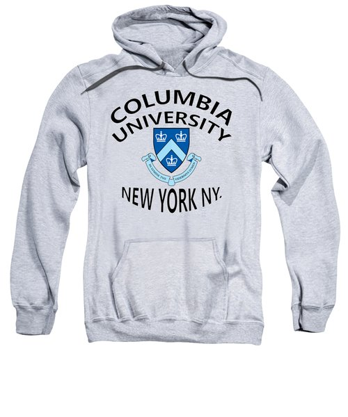 Columbia University New York Sweatshirt by Movie Poster Prints