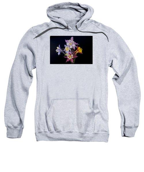 Columbine Medley Sweatshirt