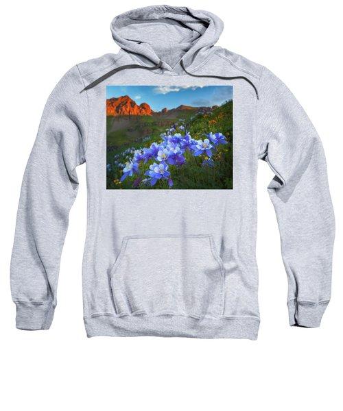 Columbine Sunrise Sweatshirt