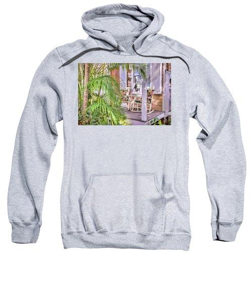 Come And Sit Awhile Sweatshirt