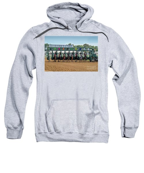 Coming Out Of The Gate Sweatshirt