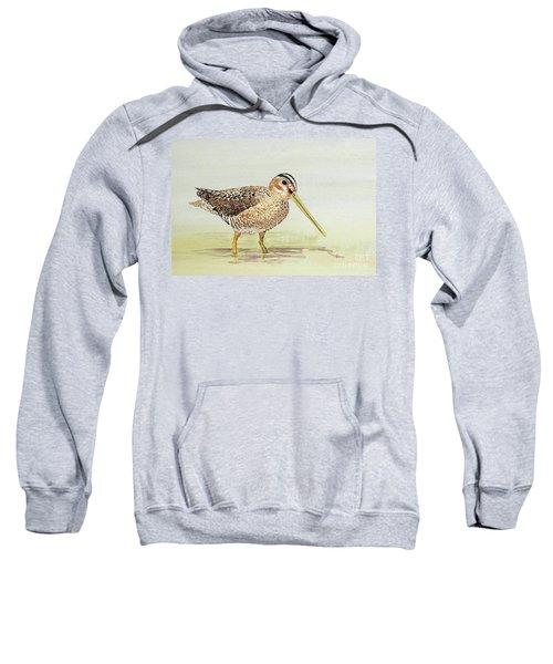 Common Snipe Wading Sweatshirt