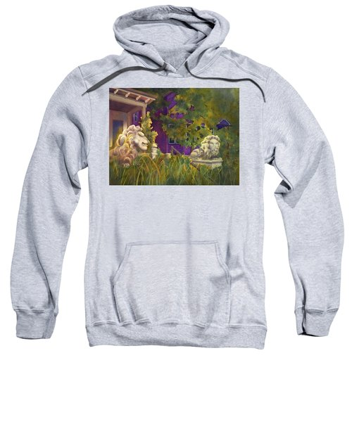 Complaining Lions Sweatshirt