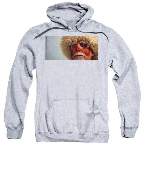 Concerned Sweatshirt