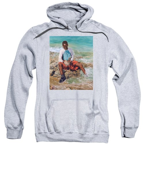 Conch Boy II Sweatshirt