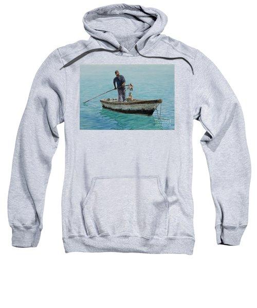 Conch Pearl Sweatshirt