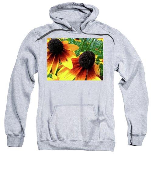 Coneflowers Sweatshirt