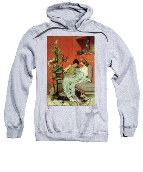 Confidences Sweatshirt