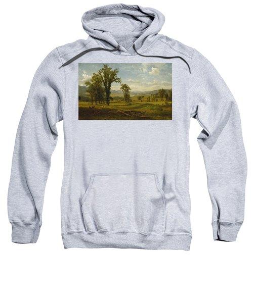 Connecticut River Valley, Claremont, New Hampshire Sweatshirt