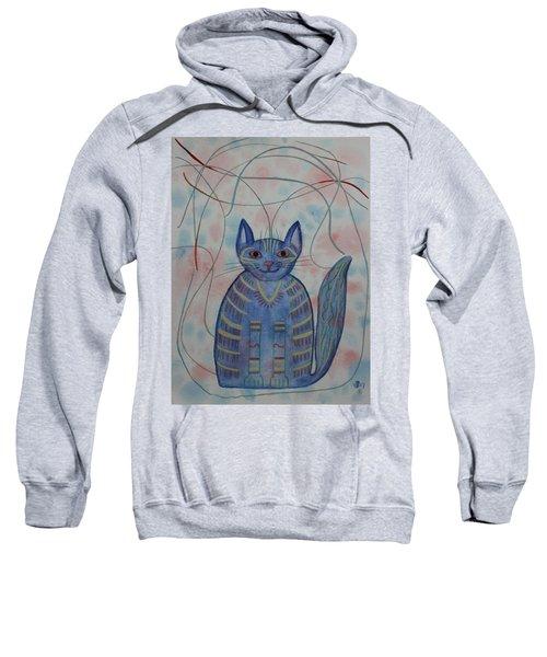 Connection Cat  Sweatshirt