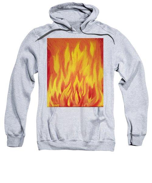 Consuming Fire Sweatshirt