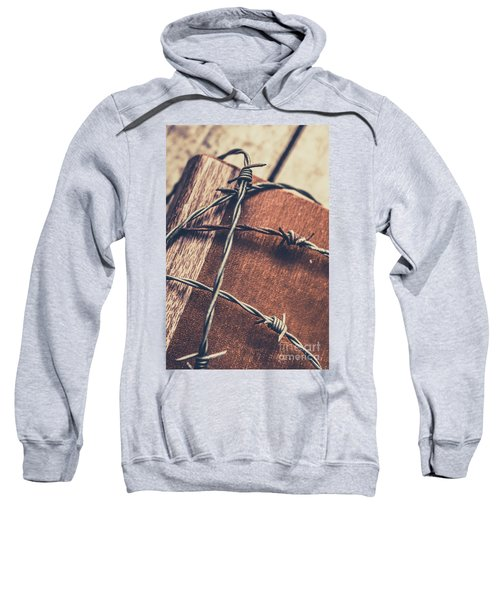 Control And Confidentiality Sweatshirt