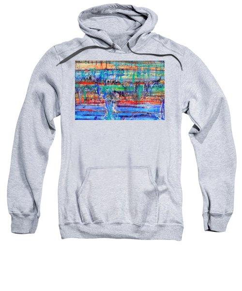 Convection Diffusion Sweatshirt