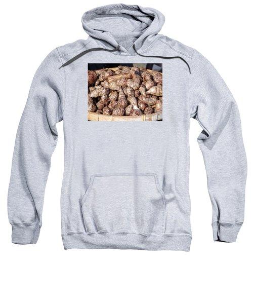 Cooked Taro Root Sweatshirt