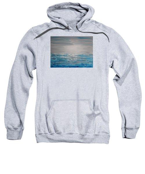 Cool Blue Sweatshirt