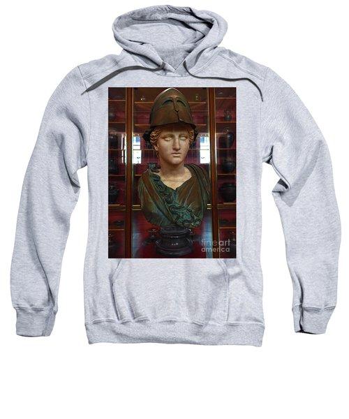 Copper Bust In Rome Sweatshirt