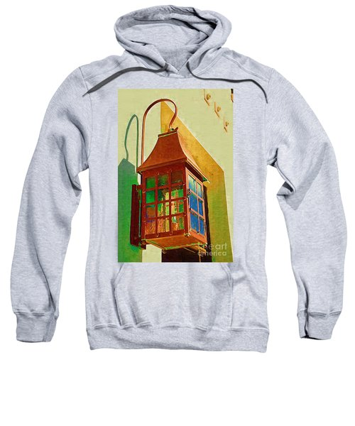 Copper Lantern Sweatshirt