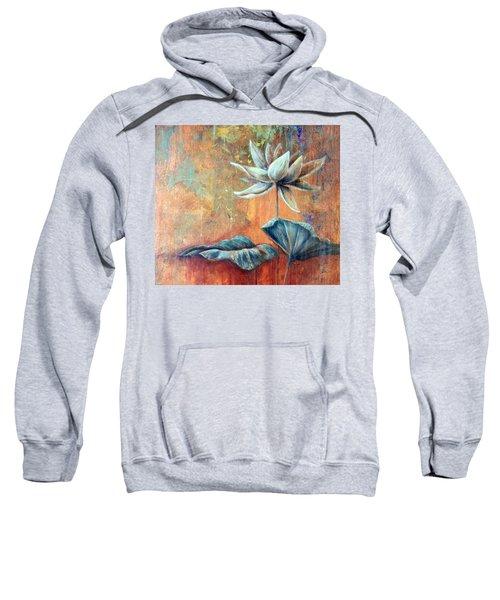 Copper Lotus Sweatshirt