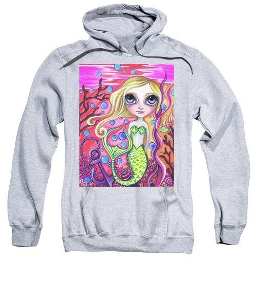 Coral Reef Mermaid Sweatshirt
