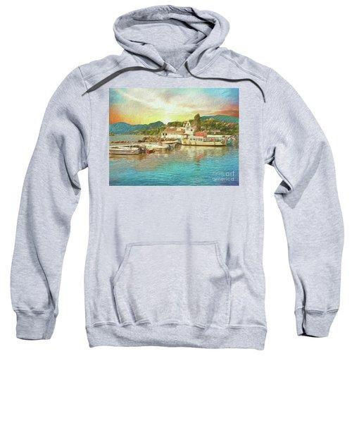 Corfu 30 My Passion Paintography Sweatshirt