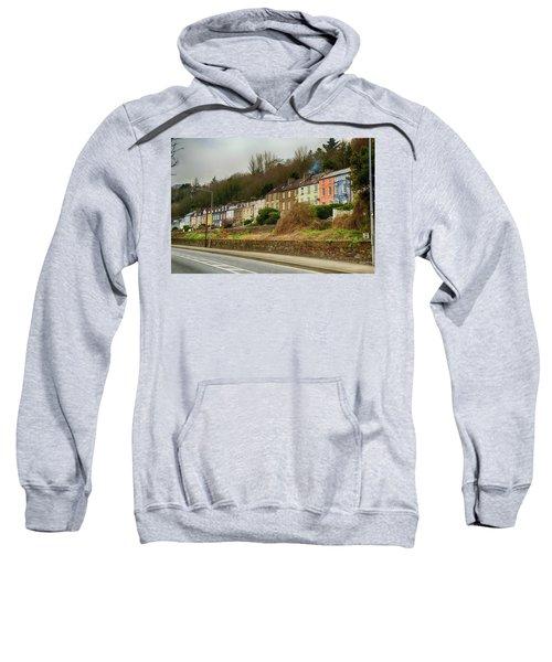 Cork Row Houses Sweatshirt