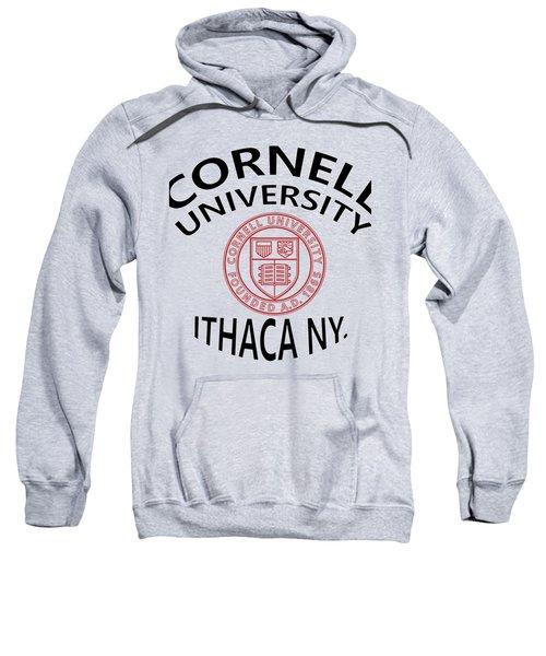 Cornell University Ithaca N Y Sweatshirt by Movie Poster Prints