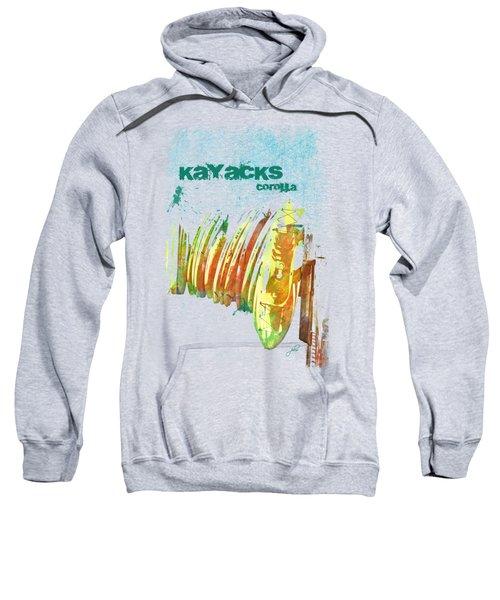 Corolla Kayacks Sweatshirt